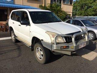 2005 Toyota Landcruiser Prado GX (4x4) Wagon.