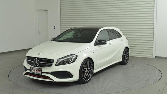 Used Mercedes-Benz A250 Sport D-CT, Narellan, 2015 Mercedes-Benz A250 Sport D-CT Hatchback
