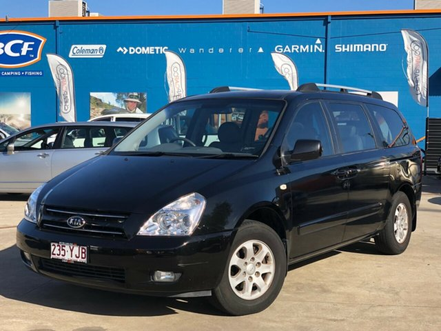 Used Kia Grand Carnival Premium, Greenslopes, 2008 Kia Grand Carnival Premium Wagon