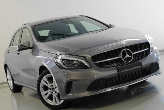 Used Mercedes-Benz A180 D-CT, Narellan, 2017 Mercedes-Benz A180 D-CT Hatchback
