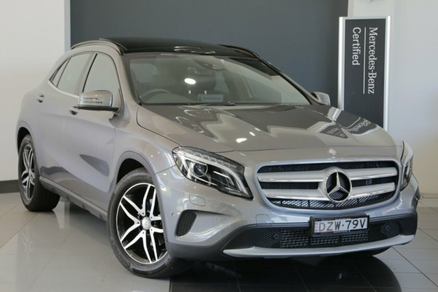 Used Mercedes-Benz GLA180 DCT, Southport, 2016 Mercedes-Benz GLA180 DCT Wagon