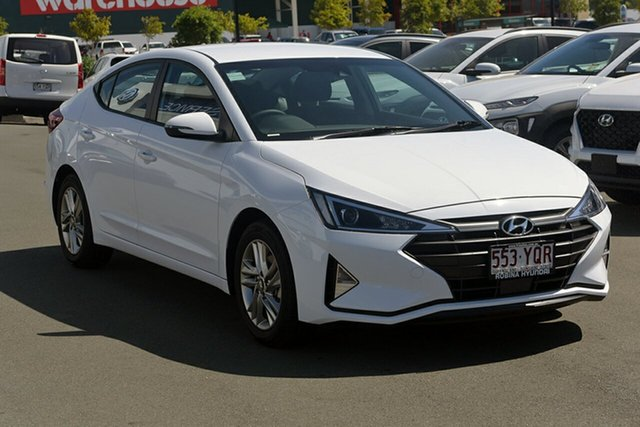 Demonstrator, Demo, Near New Hyundai Elantra, Southport, 2018 Hyundai Elantra Sedan
