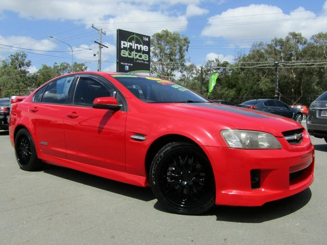 Used Holden Commodore SS-V, Underwood, 2009 Holden Commodore SS-V Sedan