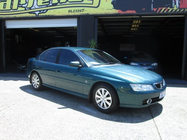 Used Holden Berlina, O'Connor, 2004 Holden Berlina Sedan