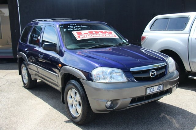Discounted Used Mazda Tribute Luxury, Cheltenham, 2005 Mazda Tribute Luxury Wagon