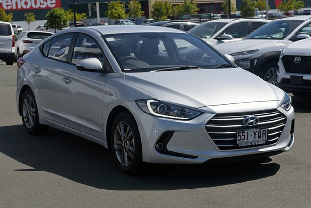 Demonstrator, Demo, Near New Hyundai Elantra Active, Southport, 2018 Hyundai Elantra Active Sedan