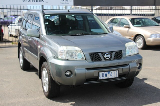 Used Nissan X-Trail ST-S 40th Anniversary, Cheltenham, 2006 Nissan X-Trail ST-S 40th Anniversary Wagon