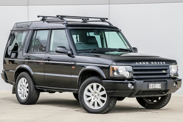 Discounted Used Land Rover Discovery, Pakenham, 2004 Land Rover Discovery Wagon