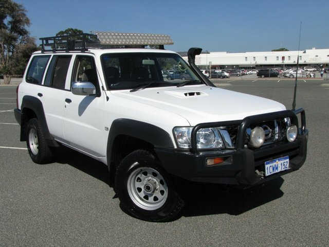 Used Nissan Patrol DX, Maddington, 2006 Nissan Patrol DX Wagon