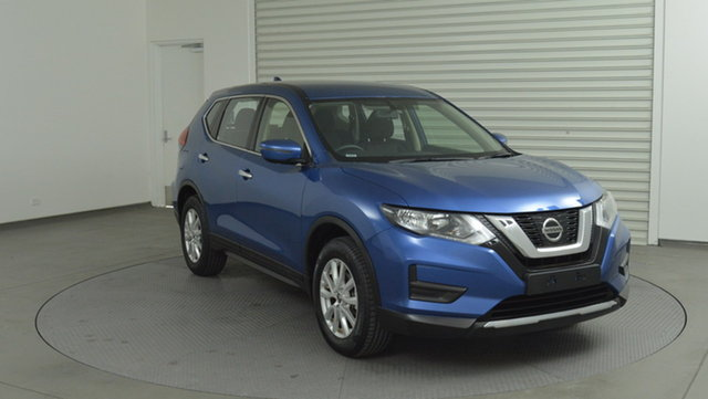 Used Nissan X-Trail ST X-tronic 4WD, Southport, 2017 Nissan X-Trail ST X-tronic 4WD Wagon