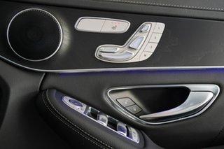2018 Mercedes-Benz C200 9G-Tronic Sedan.