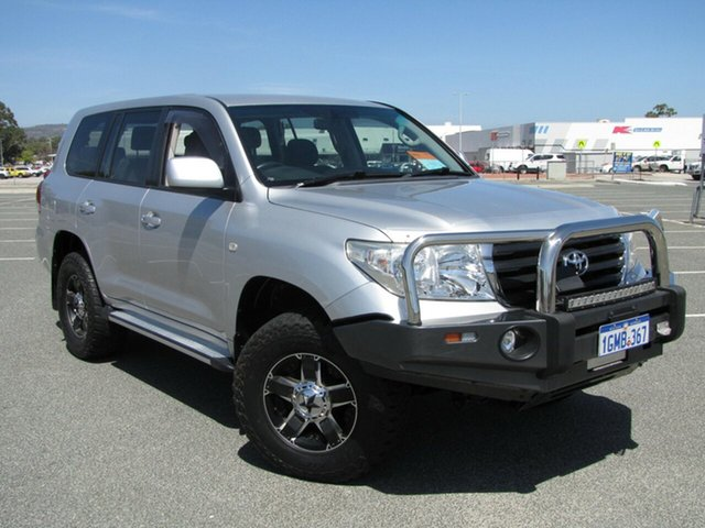 Used Toyota Landcruiser GXL, Maddington, 2008 Toyota Landcruiser GXL Wagon
