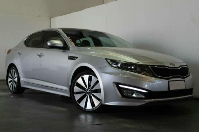 Used Kia Optima Platinum, Underwood, 2011 Kia Optima Platinum Sedan