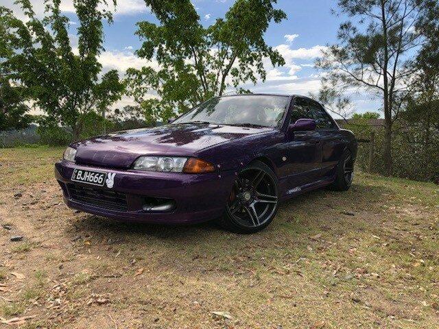 Used Nissan Skyline, Kingston, 1992 Nissan Skyline Sedan