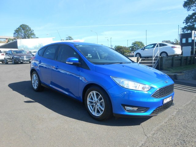 Used Ford Focus Trend, Nowra, 2017 Ford Focus Trend Hatchback