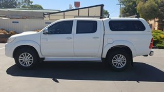 2013 Toyota Hilux SR5 (4x4) Dual Cab Pick-up.