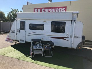2007 Jayco STERLING 18' with AIR CONDITIONING Pop Top.