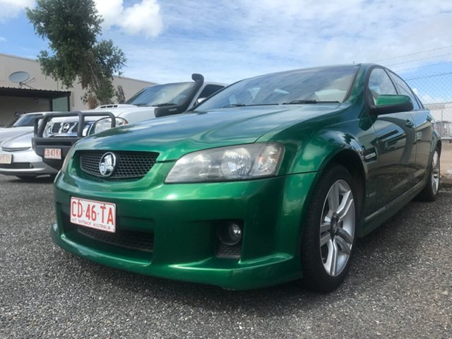 Used Holden Commodore SV6, Winnellie, 2010 Holden Commodore SV6 Sedan