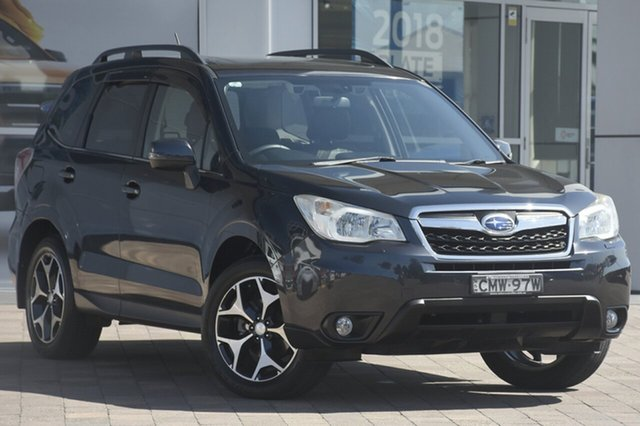 Discounted Used Subaru Forester 2.5i-S Lineartronic AWD, Southport, 2013 Subaru Forester 2.5i-S Lineartronic AWD SUV