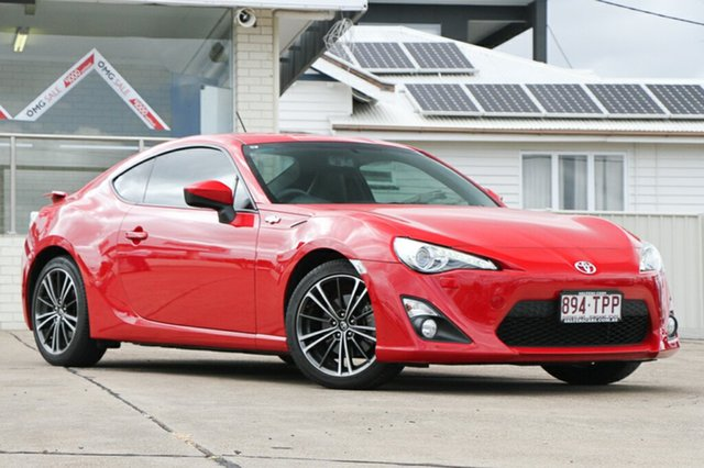 Used Toyota 86 GTS, Indooroopilly, 2013 Toyota 86 GTS Coupe