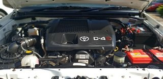 2014 Toyota Hilux SR (4x4) X Cab Cab Chassis.