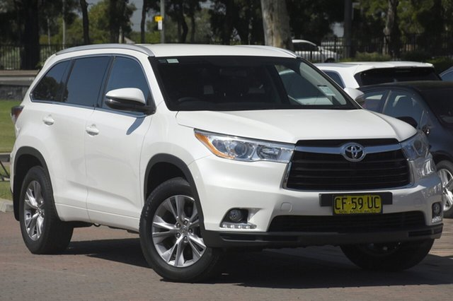 Used Toyota Kluger GXL 2WD, Southport, 2015 Toyota Kluger GXL 2WD SUV