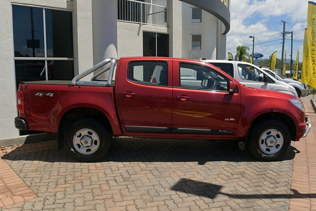 Discounted Used Holden Colorado LX Crew Cab, Warwick Farm, 2013 Holden Colorado LX Crew Cab Utility