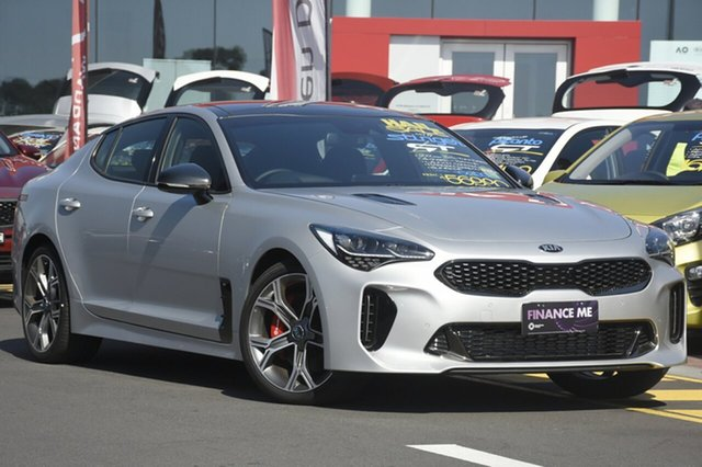 New Kia Stinger GT Fastback, Southport, 2018 Kia Stinger GT Fastback Sedan