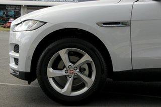 2017 Jaguar F-PACE Prestige Wagon.
