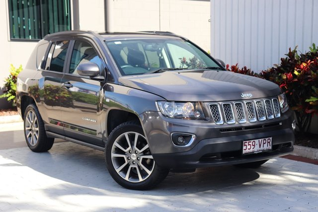 Used Jeep Compass Limited, Cairns, 2014 Jeep Compass Limited Wagon