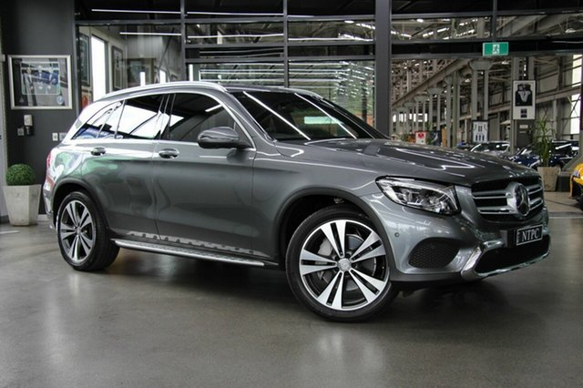 Used Mercedes-Benz GLC250 d 9G-TRONIC 4MATIC, North Melbourne, 2016 Mercedes-Benz GLC250 d 9G-TRONIC 4MATIC Wagon