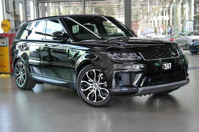 Used Land Rover Range Rover Sport SDV6 183kW CommandShift SE, North Melbourne, 2018 Land Rover Range Rover Sport SDV6 183kW CommandShift SE Wagon