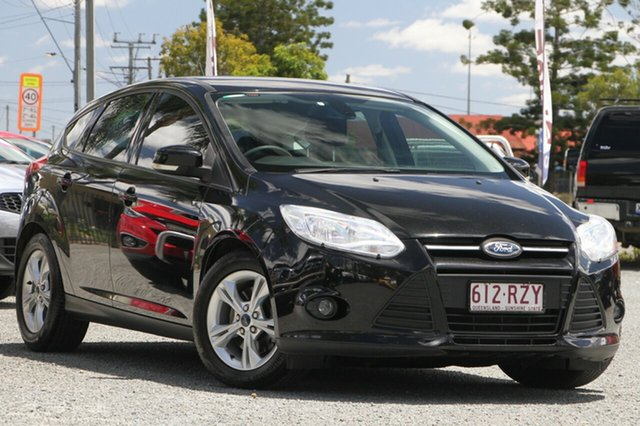 Used Ford Focus Trend PwrShift, Beaudesert, 2011 Ford Focus Trend PwrShift Hatchback