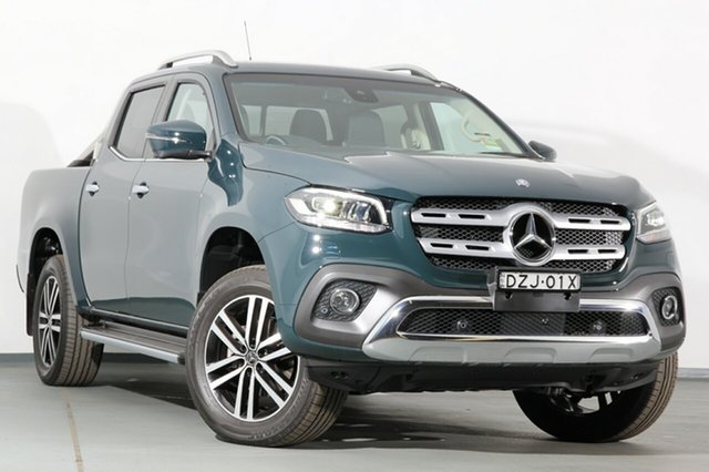 Demonstrator, Demo, Near New Mercedes-Benz X-Class, Southport, 2018 Mercedes-Benz X-Class