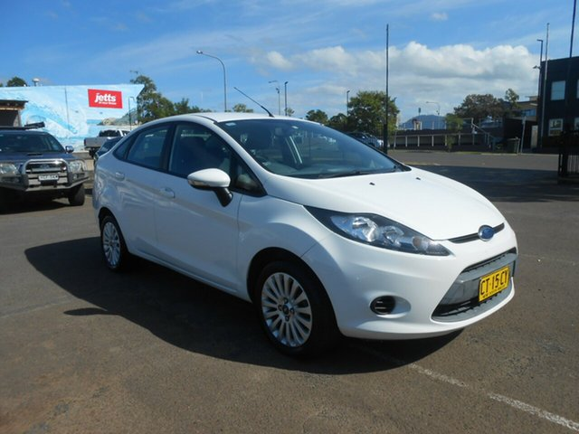 Used Ford Fiesta LX PwrShift, Nowra, 2010 Ford Fiesta LX PwrShift Sedan