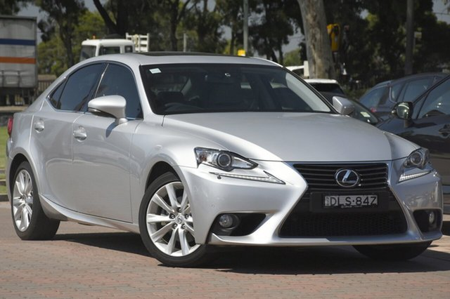 Used Lexus IS250 Luxury, Warwick Farm, 2013 Lexus IS250 Luxury Sedan