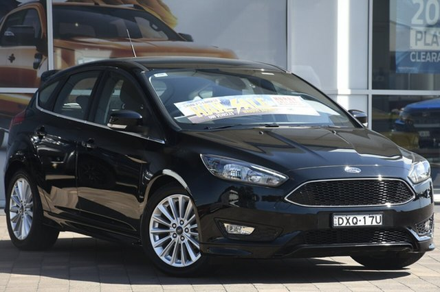Discounted Used Ford Focus Sport, Southport, 2018 Ford Focus Sport Hatchback