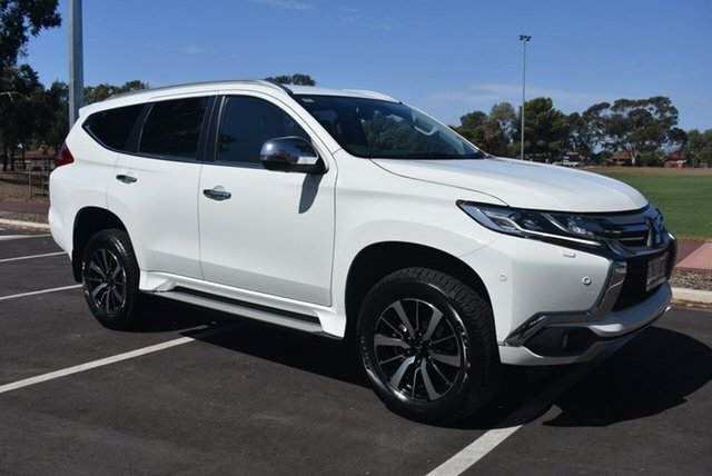 Demonstrator, Demo, Near New Mitsubishi Pajero Sport Exceed, Nailsworth, 2018 Mitsubishi Pajero Sport Exceed Wagon