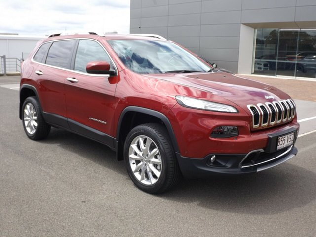 Used Jeep Cherokee Limited, Toowoomba, 2014 Jeep Cherokee Limited Wagon