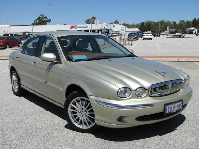 Used Jaguar X-Type LE, Maddington, 2006 Jaguar X-Type LE Sedan
