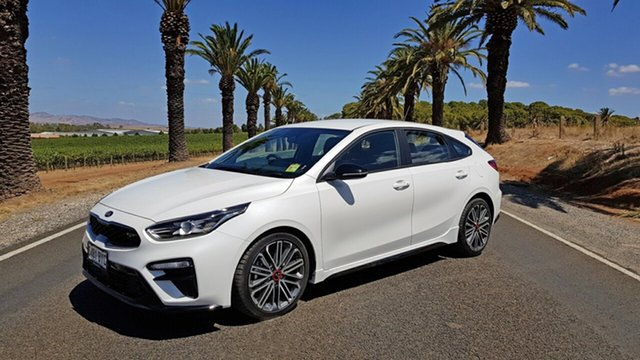 Demonstrator, Demo, Near New Kia Cerato GT DCT, Tanunda, 2018 Kia Cerato GT DCT Hatchback