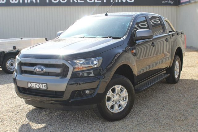 Used Ford Ranger XLS 3.2 (4x4), Southport, 2016 Ford Ranger XLS 3.2 (4x4) Dual Cab Utility