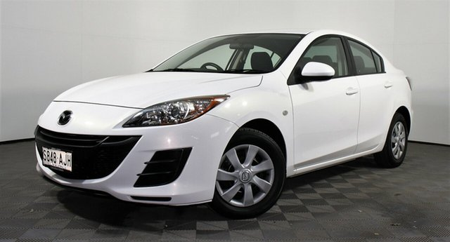 Used Mazda 3 Neo Activematic, Wayville, 2010 Mazda 3 Neo Activematic Sedan