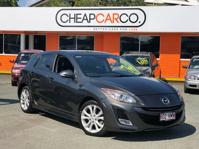 Used Mazda 3 SP25, Greenslopes, 2009 Mazda 3 SP25 Hatchback