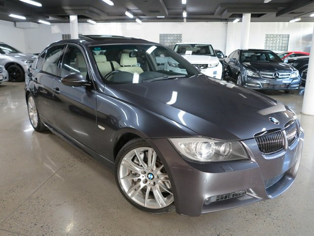Used BMW 335i Steptronic, Albion, 2007 BMW 335i Steptronic Sedan
