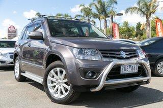 Used Suzuki Grand Vitara Prestige (4x4), Oakleigh, 2013 Suzuki Grand Vitara Prestige (4x4) JT MY13 Wagon