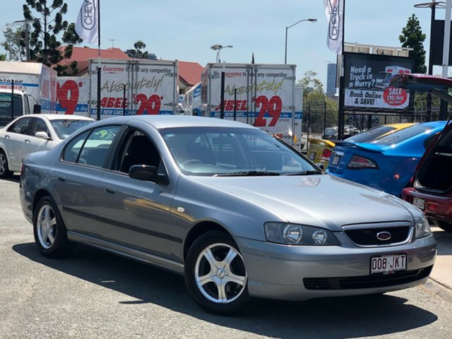 Used Ford Falcon XT, Greenslopes, 2005 Ford Falcon XT Sedan