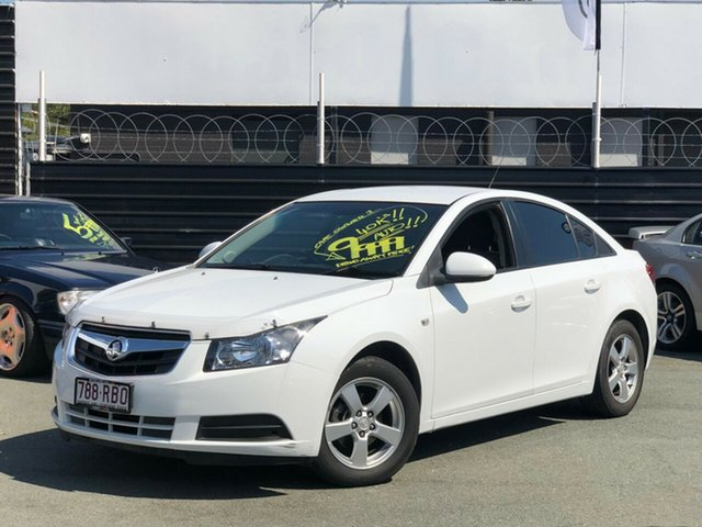 Used Holden Cruze CD, Greenslopes, 2010 Holden Cruze CD Sedan