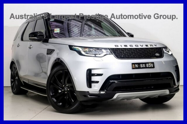 Demonstrator, Demo, Near New Land Rover Discovery TD6 HSE, Alexandria, 2018 Land Rover Discovery TD6 HSE Wagon