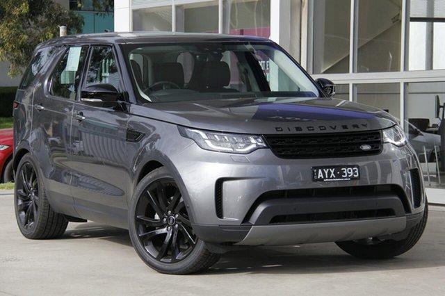 Demonstrator, Demo, Near New Land Rover Discovery SD4 SE, Port Melbourne, 2019 Land Rover Discovery SD4 SE Wagon